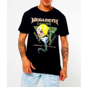 Megadeth Warheads on Foreheads T-Shirt L XL NWT